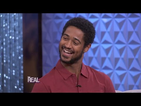 Alfred Enoch s Off His British and American Accents