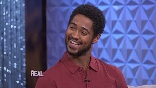 Alfred Enoch Shows Off His British and American Accents