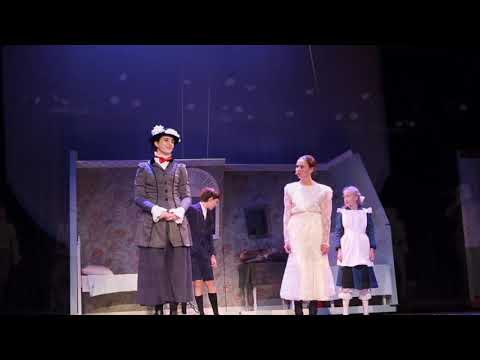 Rosarian Academy Uses ZFX Flying Effects in Mary Poppins JR