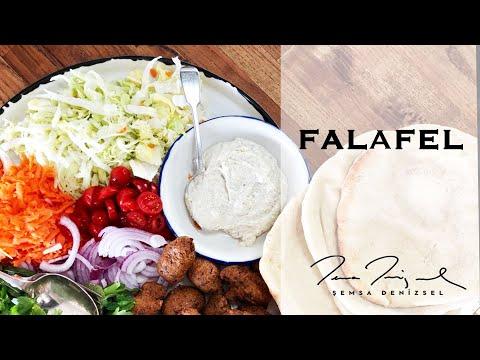 Falafel Nasıl Yapılır? I Şemsa Denizsel