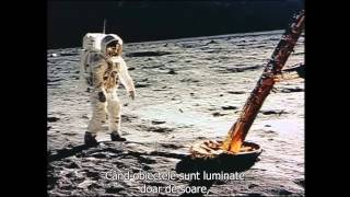teoria conspiratiei   a ajuns sau nu omul pe luna? documentar subtitrat