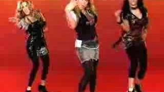 The Cheetah Girls-Fuego (Spanish Version)