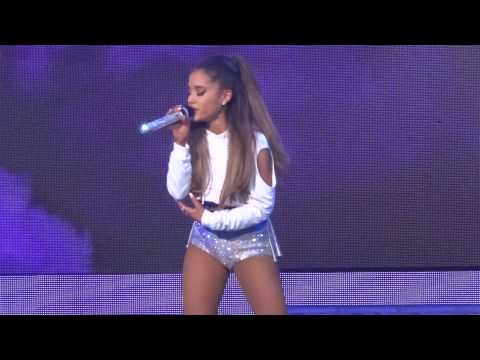 "20150514 Ariana Grande "" One Last Time "" Live In Zenith Paris"