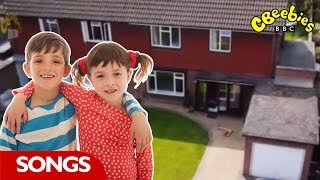Repeat youtube video CBeebies: Topsy and Tim Theme Song from Series 2