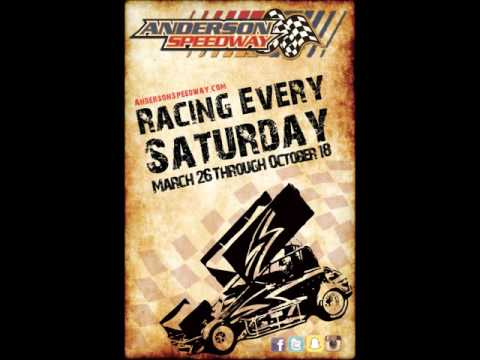 Anderson Speedway Track Talk- February 23, 2016 Special Guest Larry Avery