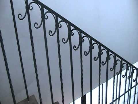 Barandas para las gradas youtube - Barandales de escaleras ...