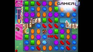 Candy Crush Saga - How to Pass Level 153