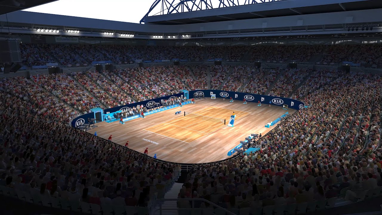 Timber surface to debut in 2017 | Australian Open - YouTube