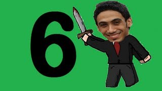 Repeat youtube video ماين كرافت : درب الخطر ! #6 | 6# Minecraft : Danger Road