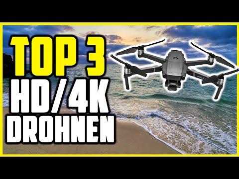 Top 3 Beste Drohne/Beste HD/4K Drohnen 2020 kaufen/test DJi Mavic Mini, DJi Mavic Air 2 und Pro 2