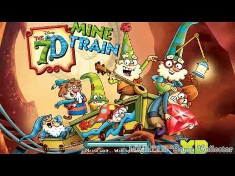 7 гномов — The 7D | Игры для детей | Мультфильм 7 гномов | New Game