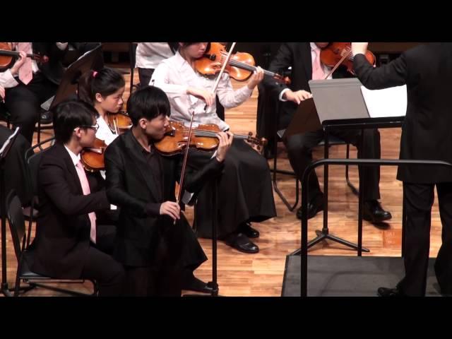 小提琴《流浪者之歌》 (范曉界)