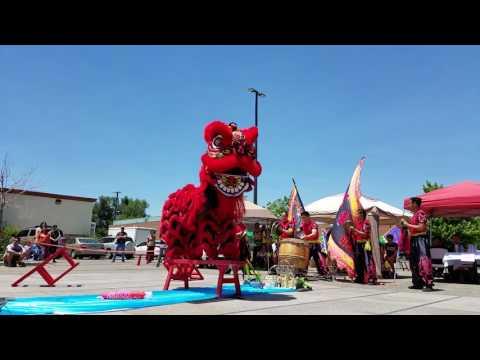 Far East Dragon Lion Dance Association Team Dragon - CLDC 2017