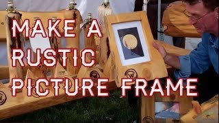 How-to Make A Simple Picture Frame By Mitchell Dillman