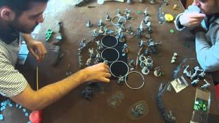 Steamroller 2014 July Qualifier - Bruno G. (Madrak2) vs Antonio M. (Jarl Skuld)