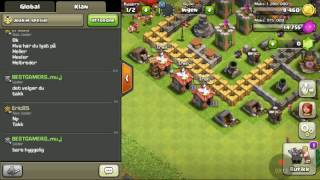 JOAKIM SPILLER CLASH OF CLANS