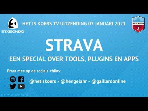 HIK TV #S02E01 - Tools, apps en plugins voor Strava