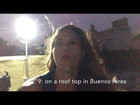 Instant Music Clip Series, VOL. 9: ASTRONAUTA, Quarantine, Buenos Aires, Andra Borlo
