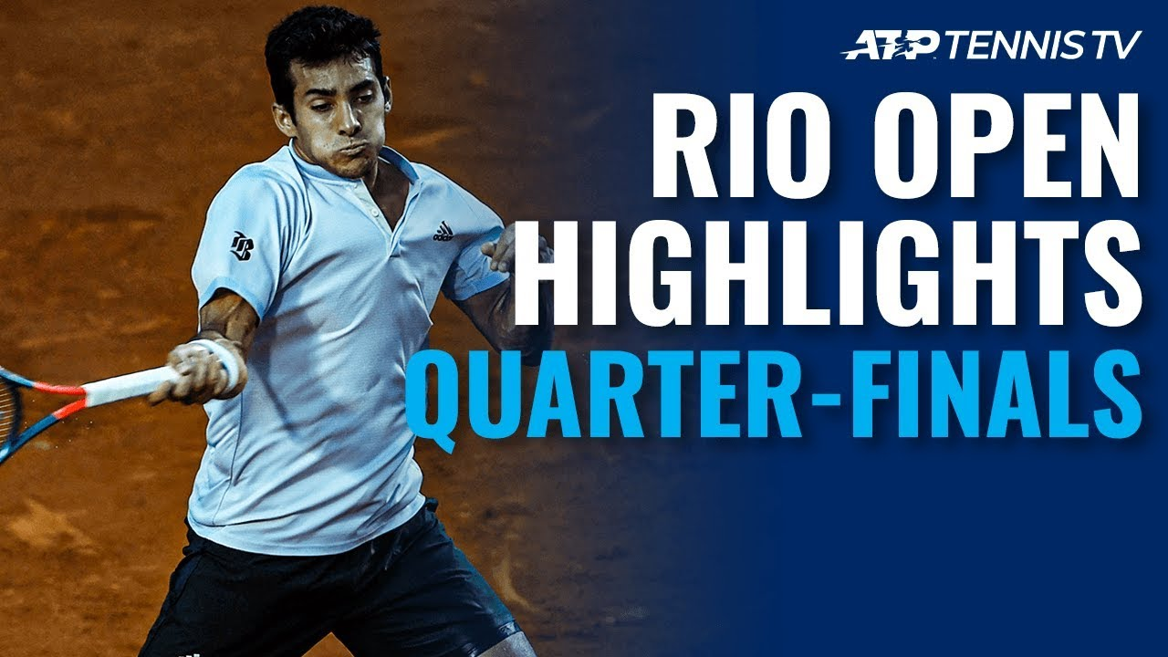 Coric, Garin Reach Semi-Finals | Rio 2020 Day 5 Highlights