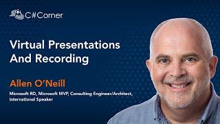 Public Speaking - Virtual Presentations & Recording