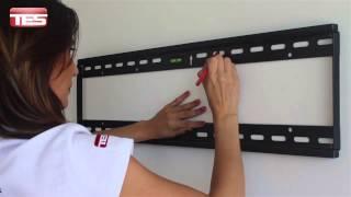 Suporte de Parede Inclinável TES SPI3780T para TV´s LED, LCD e Plasma