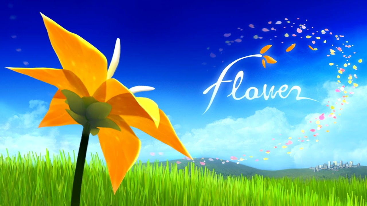 Flower - PS4 Gameplay - YouTube