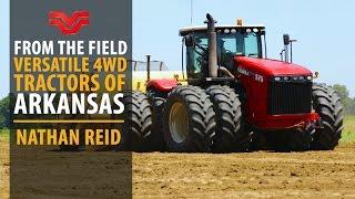 Versatile 4WD Tractors of Arkansas: Nathan Reid