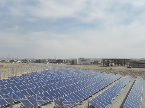 PMC - VARONA Solar Projects in Iraq on Rudaw TV