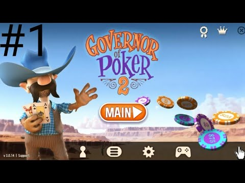 Governor Of Poker 2 Offline - Gameplay Walktrhough Day 1 - 6 Amarillo City (iOS,Android)