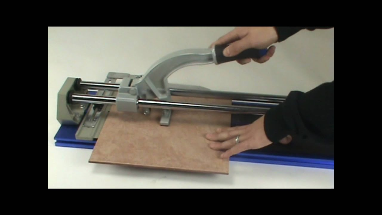 tile cutter how to wmv