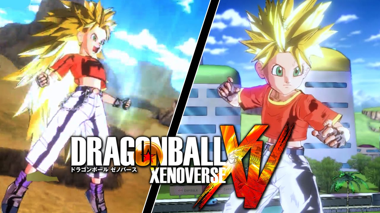 how to change create a character xenoverse 2 mods