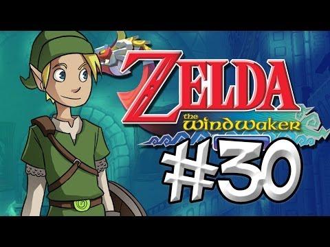 Zelda Wind Waker HD: Ice And Fire Islands - Part 30
