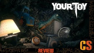 YOUR TOY - PS4 REVIEW (Video Game Video Review)