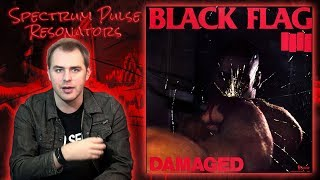 Resonators: Episode 001: Black Flag - Damaged - Album Review