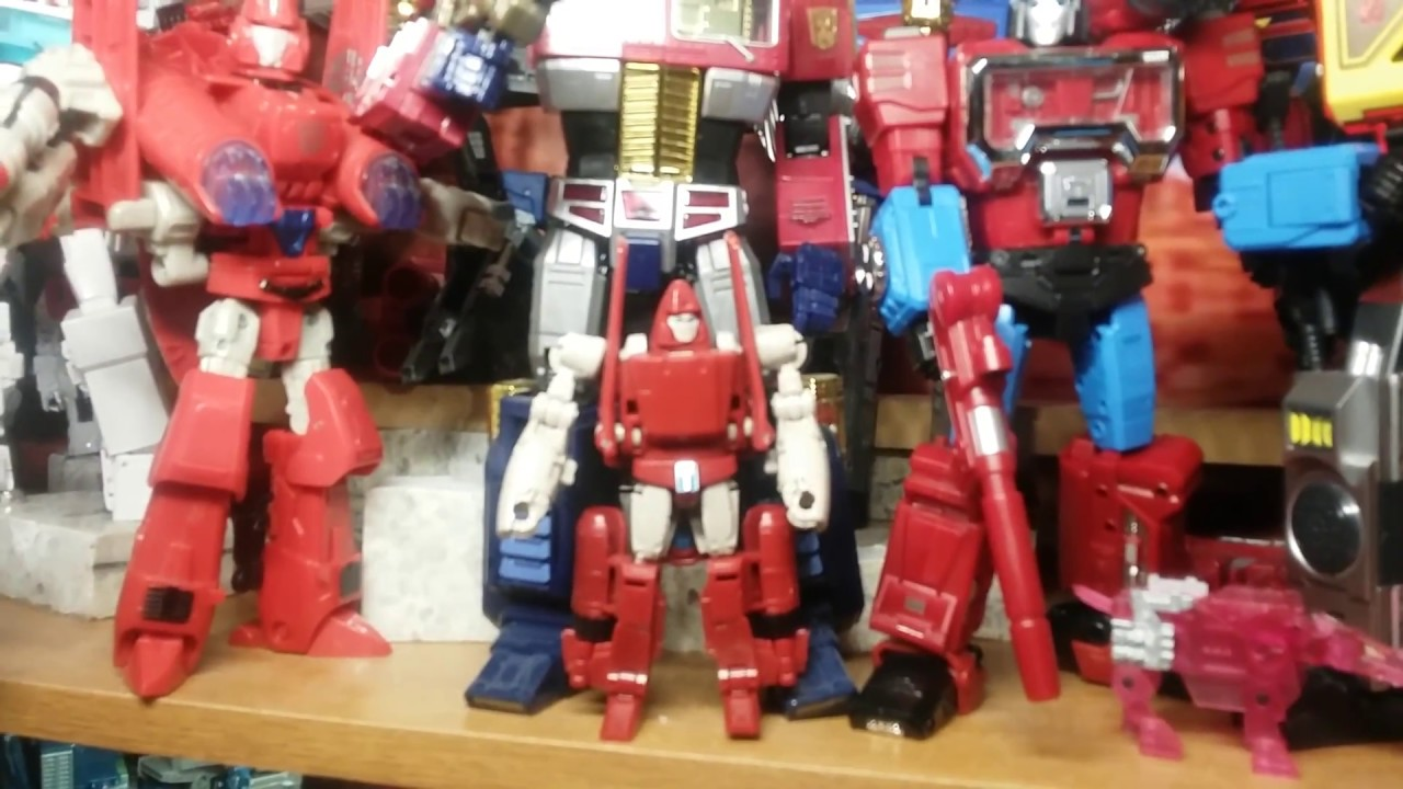 The best Powerglide option for your Transformers Masterpiece 3rd party  Shelf?