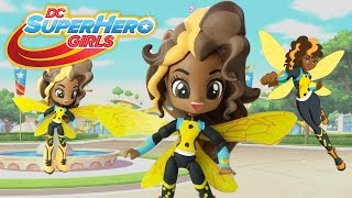 BumbleBee DC Super Hero Girls Tutorial MLP Mini   Start With Toys