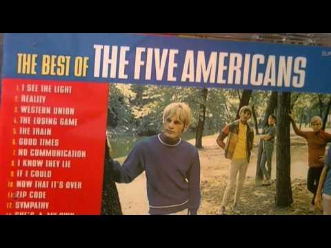 ZIP CODE THE 5 AMERICANS
