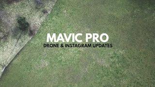 Mavic Pro | Firmware & Instagram Update