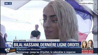 Eurovision 2019: dernière ligne droite pour Bilal Hassani avant la finale