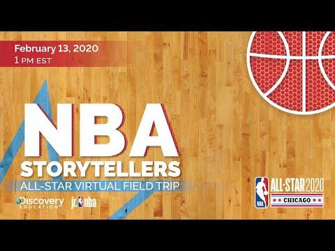NBA Storytellers: All-Star Virtual Field Trip