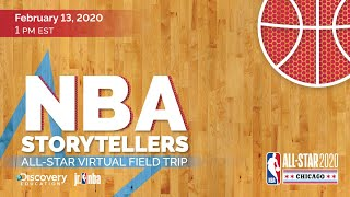 All-Star Virtual Field Trip | Discovery Education and NBA Storytellers