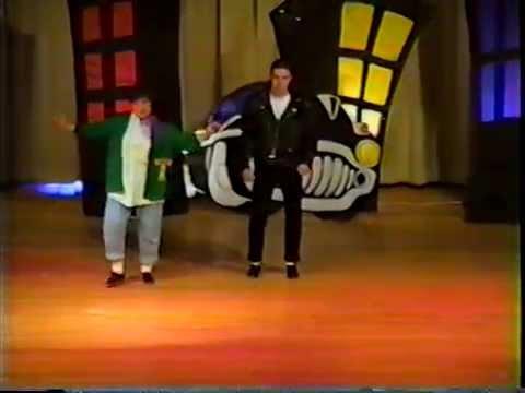 1995 Irby's Dance Recital 1 of 2