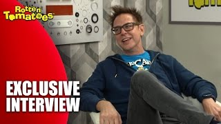 Who Does James Gunn Fantasize About Killing? - Exclusive 'The Belko Experiment' Interview (2017)