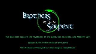 Episode #164: Communications Bonusode