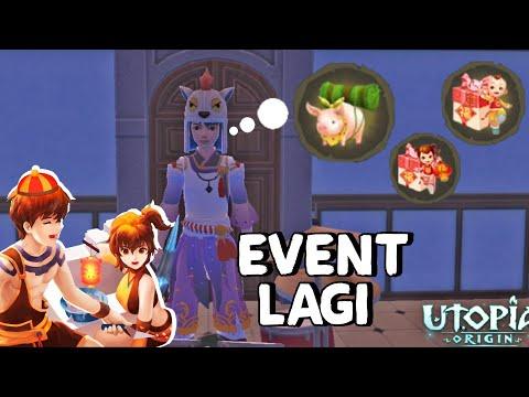 EVENT TERBARU LAGI ? Costume dan Mount Gratis !! - Utopia: Origin Play in Your Way Indonesia