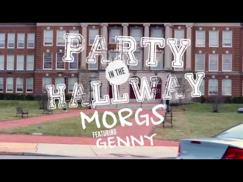 Party in the Hallway  - Freestyle (Morgs feat. Genny) Music Video