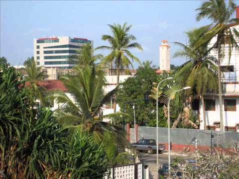 Bata - Guiné Equatorial Cityscapes