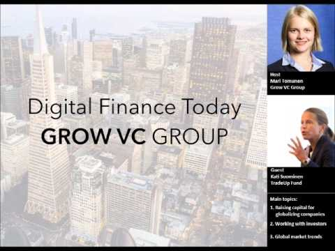Raising capital for globalizing companies - Digital Finance Today