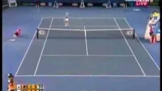 2010 호주오픈 여자단식 결승전 세레나 윌리엄스 vs 쥐스틴 에넹2.wmv