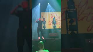Scotty Sire Emo Nite Performance